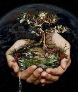 Az éltető föld