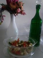 nyári vacsora ,gyorsan és finoman