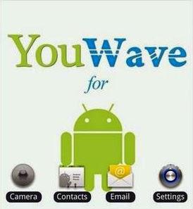 شرح برنامج   YouWave Android Home   تشغيل تطبيقات الاندرويد على الكمبيوتر  2016