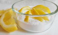 A citrom és a szódabikarbona együttes használata ,életet menthet