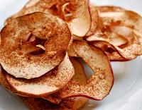 Alma chips joghurtos mogyoróvajjal