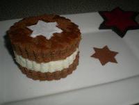 gesztenye tortácska,rozmaringgal ízesítve