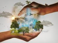A bennünket körülvevő természet tükröt tart elénk....akkor fejlődésünk stagnálni kezd.