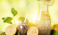 A Chia víz különösen jó hatással van  a súlycsökkenésre,emésztésre és az egészségre