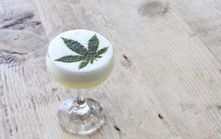 A jövő koktéljai :Kannabisz koktélok