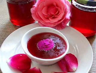 Készíts virágkocsonyát/zselét ,amiben a virágok lelke tovább él