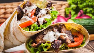 Fehér és Piros kebab szósz recept